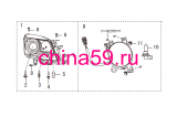 ФАРЫ DW HOWER H3 NEW 2.0 turbo